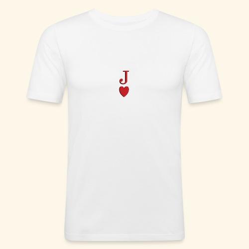Valet de trèfle - Jack of Heart - Reveal - T-shirt près du corps Homme