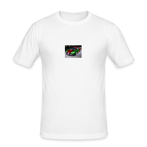 2776445560_small_1 - Mannen slim fit T-shirt