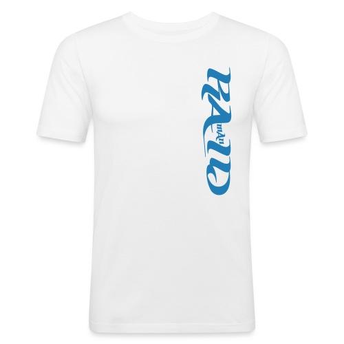 logo ManRaid - T-shirt près du corps Homme