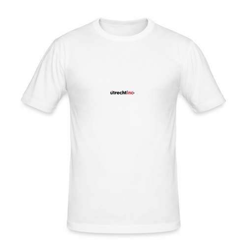 UtrechtInc - Mannen slim fit T-shirt