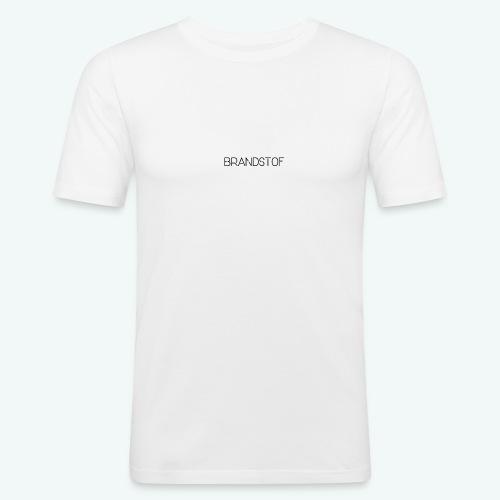 Brandstof - Mannen slim fit T-shirt