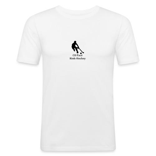 Logo COP RH noir - T-shirt près du corps Homme