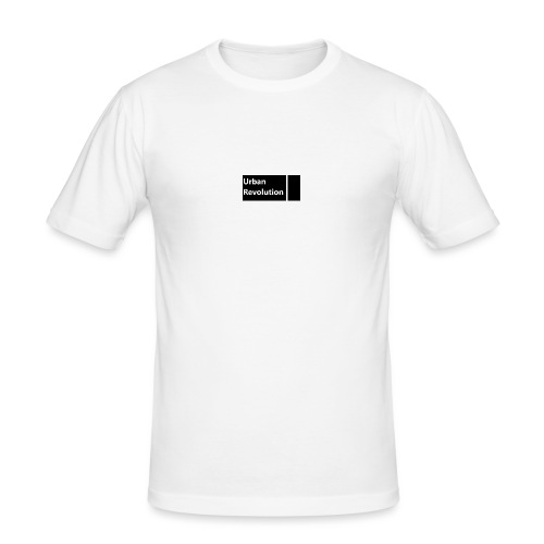 Urban Revolution - Men's Slim Fit T-Shirt