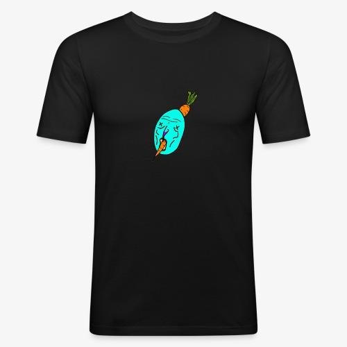 The Carrot - Slim Fit T-shirt herr