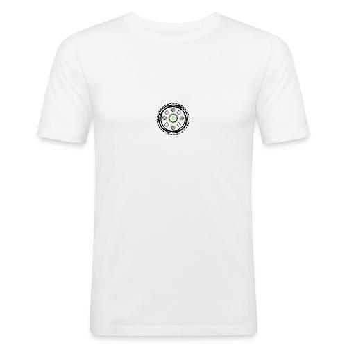 Weed Logo - Camiseta ajustada hombre
