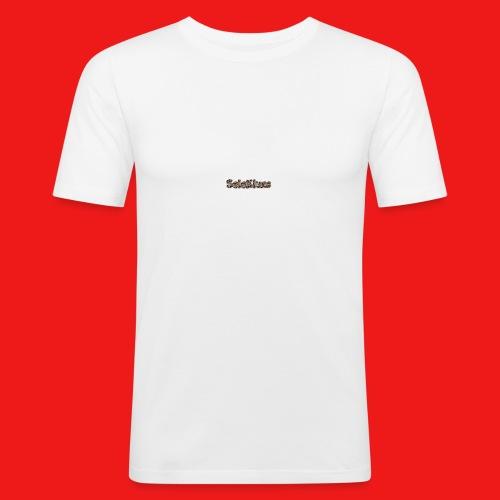 New Design - Herre Slim Fit T-Shirt