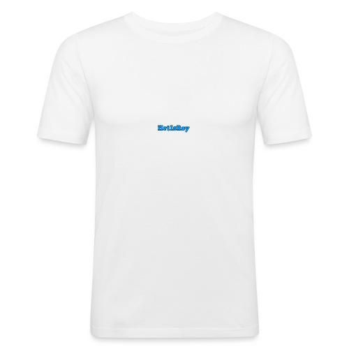 HetIsRoy - Mannen slim fit T-shirt