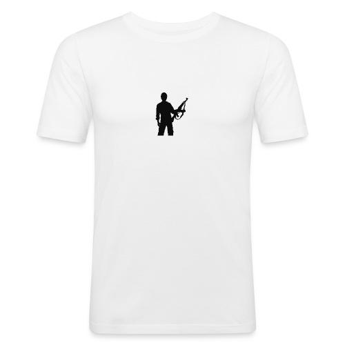 RESISTENZA INTERNAZIUNALE - T-shirt près du corps Homme