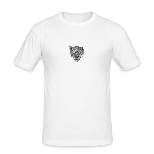 Lion - Mannen slim fit T-shirt