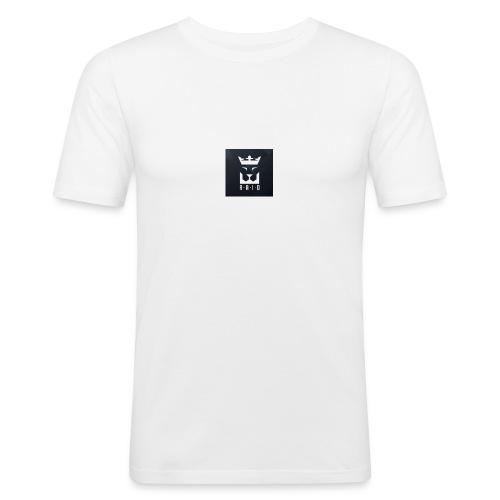 Official Raid Logo T-Shirt - Mannen slim fit T-shirt