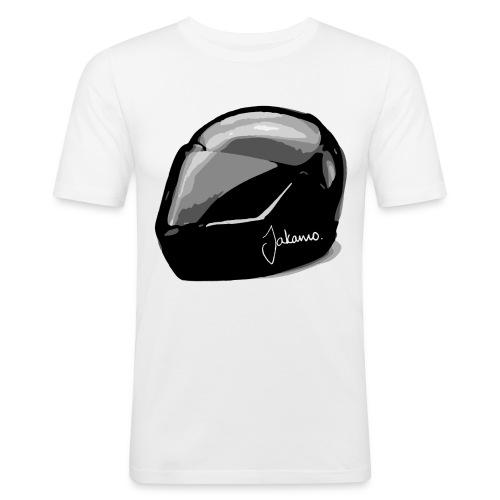 Biker - Men's Slim Fit T-Shirt