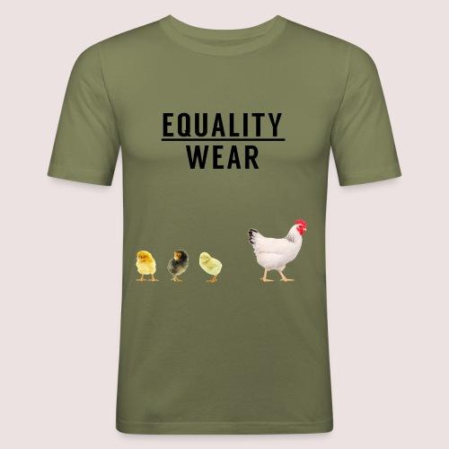 Small Chicken Edition - Men's Slim Fit T-Shirt