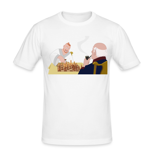 Put that in your pipe and smoke it! - Men's Slim Fit T-Shirt
