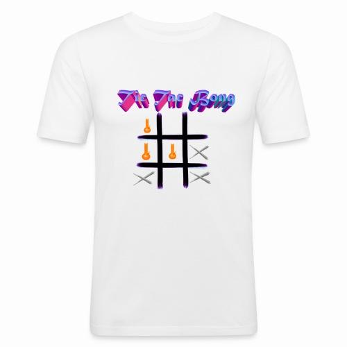 Tic Tac Bong - Men's Slim Fit T-Shirt