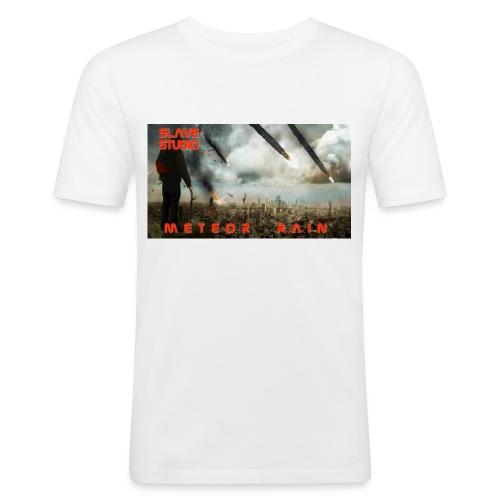 Meteor rain - Maglietta aderente da uomo