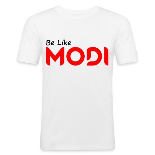 Be Like MoDi - Obcisła koszulka męska