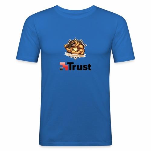 Prodotti Ufficiali con Sponsor della Crew! - Maglietta aderente da uomo