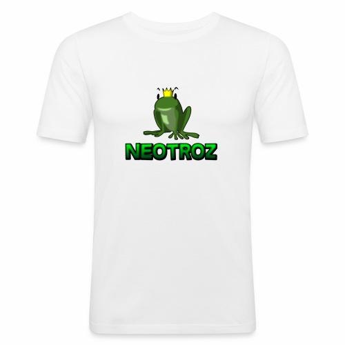 NeoTroZ Grenouille - T-shirt près du corps Homme
