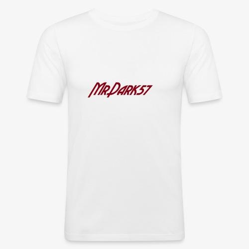 MrDark57 - T-shirt près du corps Homme
