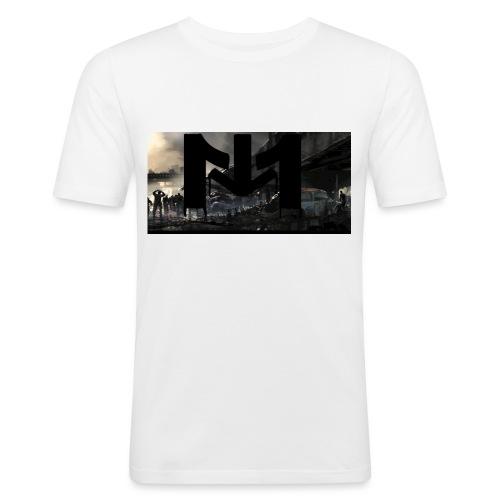 Mousta Zombie - T-shirt près du corps Homme