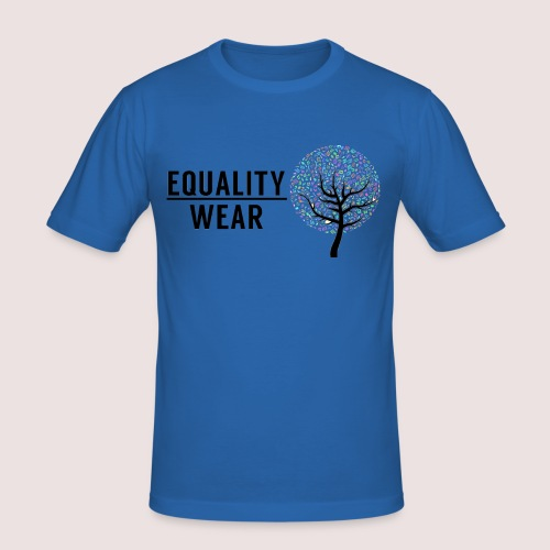 Musical Equality Edition - Men's Slim Fit T-Shirt