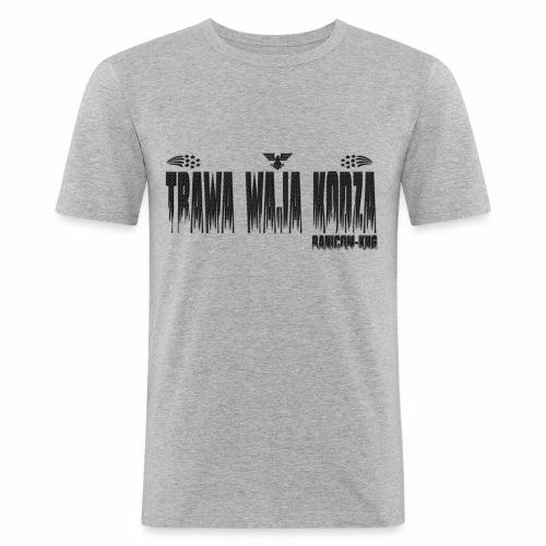 KNG - T-shirt près du corps Homme