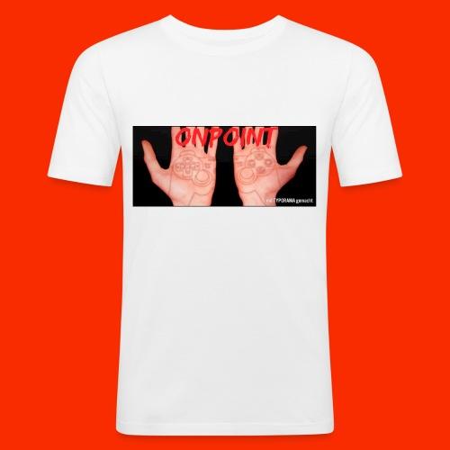Kontroller - Männer Slim Fit T-Shirt