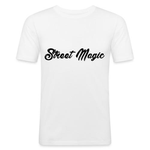 StreetMagic - Men's Slim Fit T-Shirt