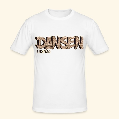 DansenTiger - Slim Fit T-shirt herr