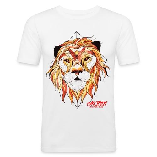 ALION - Mannen slim fit T-shirt