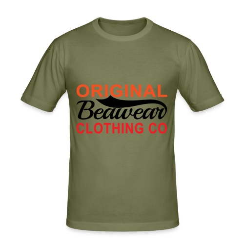 Original Beawear Clothing Co - Men's Slim Fit T-Shirt