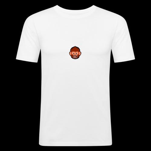 pogo clan t-shirt - Herre Slim Fit T-Shirt