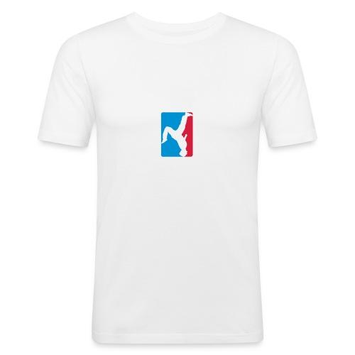 twoface - Männer Slim Fit T-Shirt
