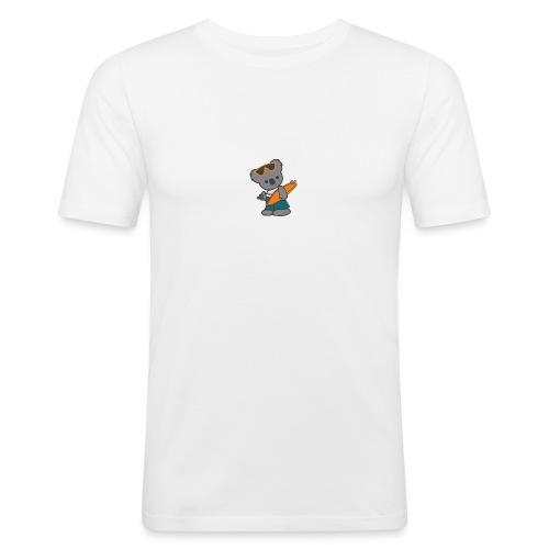 Surfer - Maglietta aderente da uomo