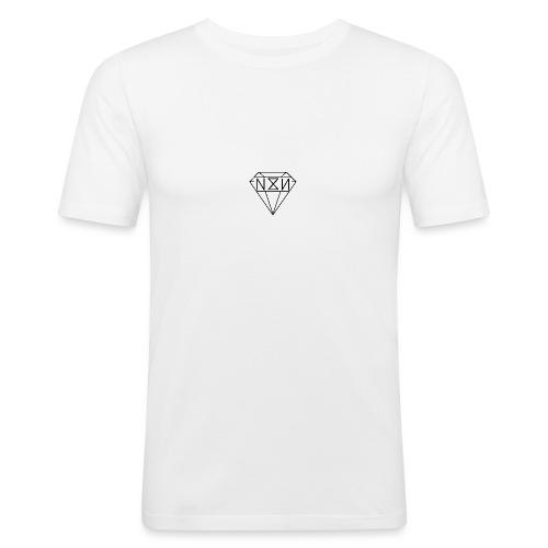 N8N - Mannen slim fit T-shirt