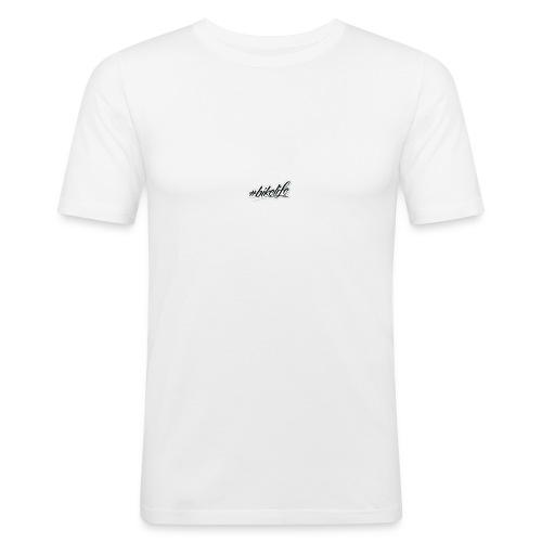 Bike life - Men's Slim Fit T-Shirt