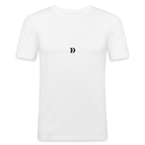 SPECIAL HOODIE DEL LUOGO - Men's Slim Fit T-Shirt