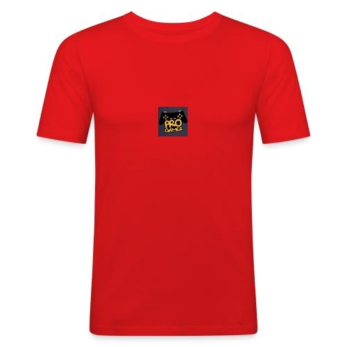 pro gamer magliette grembiule da cucina - Maglietta aderente da uomo