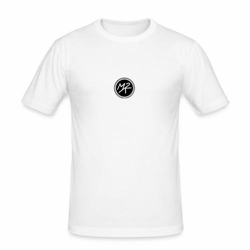 Logo MY2K noir - T-shirt près du corps Homme