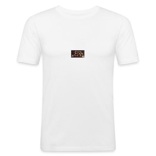 Jaiden-Craig Fidget Spinner Fashon - Men's Slim Fit T-Shirt