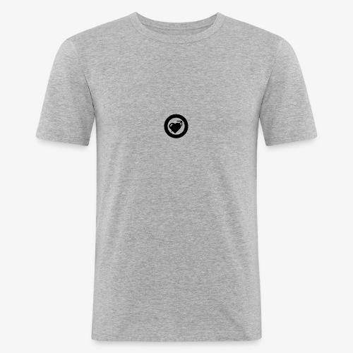 LOOVE (SS18) - Maglietta aderente da uomo