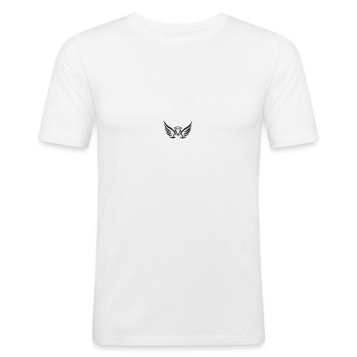 Med'ange - T-shirt près du corps Homme