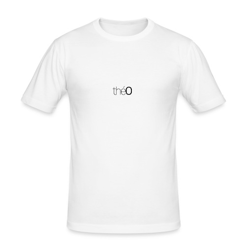 théO - T-shirt près du corps Homme
