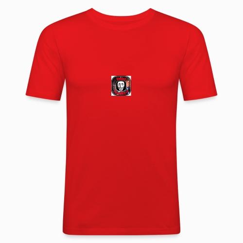 Always TeamWork - Mannen slim fit T-shirt