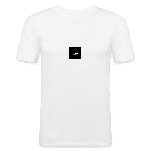 Zad logo 1 - T-shirt près du corps Homme