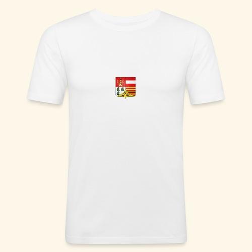 Blason ville de Liege - T-shirt près du corps Homme