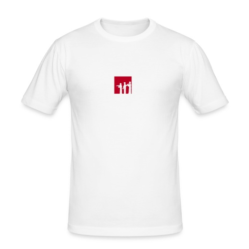 Logo Jugendorchester Havixbeck - Männer Slim Fit T-Shirt
