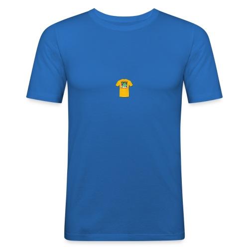Castle design - Herre Slim Fit T-Shirt