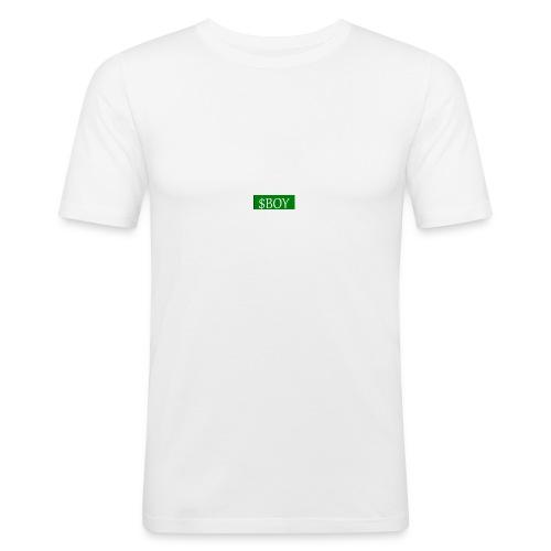 sboy logo - T-shirt près du corps Homme