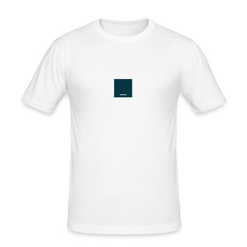 Deciphered Icon - Men's Slim Fit T-Shirt